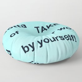 Fly:YOU Floor Pillow