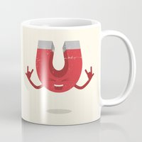 metal Mugs featuring Metal! by Vectored Life