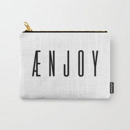 ÆNJOY Carry-All Pouch