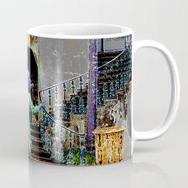Ghost in a Madeira Mansion. Coffee Mug