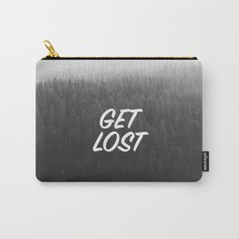 Get Lost - Forest Carry-All Pouch