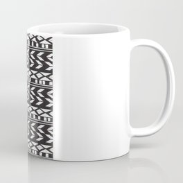 Black & White Pattern Coffee Mug