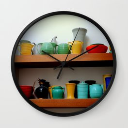 Not MY Stuff For A Change Wall Clock