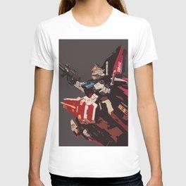 Gundam Aile Strike Digital Painting T-shirt