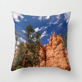 Bryce Canyon National Park, Utah - 1 Throw Pillow