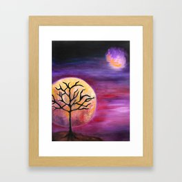 Constant Companion Framed Art Print