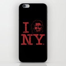 I (Snake) NY iPhone & iPod Skin