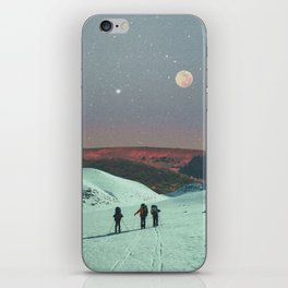 The Missing Three iPhone Skin