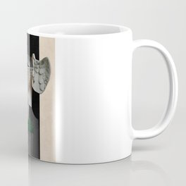 The Tower: Babel in Space Coffee Mug