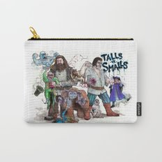 TALLS VS. SMALLS Carry-All Pouch