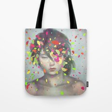 Colours 03 Tote Bag