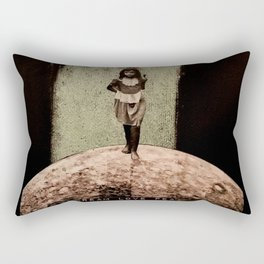 Safe Spaces - Taking Refuge in the Matrix of Love, Peace, and Dreams Rectangular Pillow
