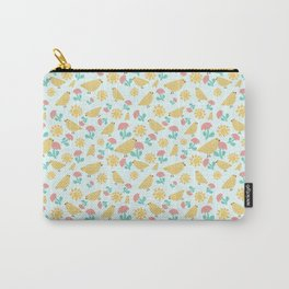 Little Birdie Carry-All Pouch