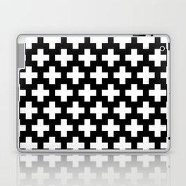 Swiss Cross W&B Laptop & iPad Skin