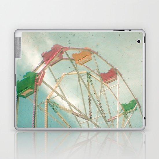 Big Wheel II Laptop & iPad Skin