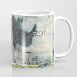Majestic Series: Rhino on a roll Coffee Mug
