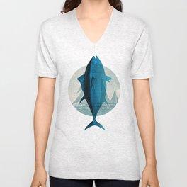 Northern Bluefin Unisex V-Neck