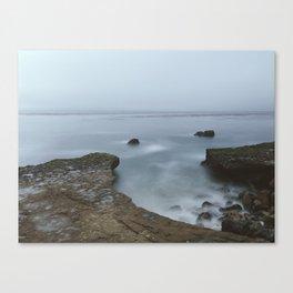 Rockview Santa Cruz California  Canvas Print