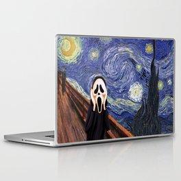 Scream Scary movie Laptop & iPad Skin