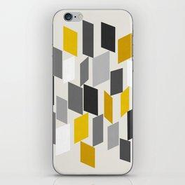 Geometric Pattern XVII iPhone Skin
