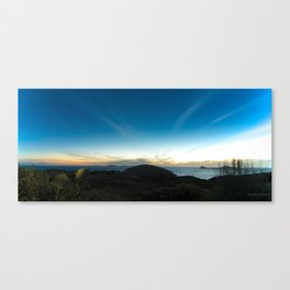 A Wide Perspective Canvas Print