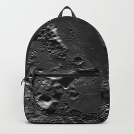 The Dark Side Of The Moon (Mare Moscoviense) Backpack