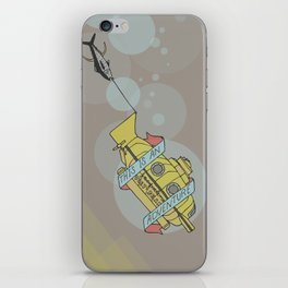 This Is An Adventure | The Life Aquatic with Steve Zissou iPhone Skin