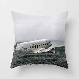 Phantom Flight Throw Pillow