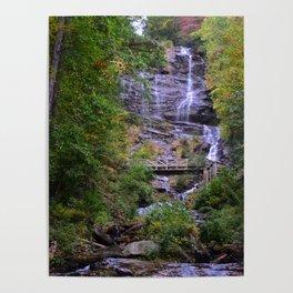 Amicalola Falls - North Georgia Poster
