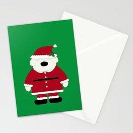 Doggy Santa Stationery Cards