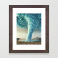 Tornado Framed Art Print