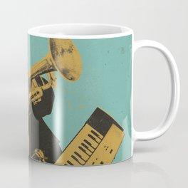 ABSTRACT JAZZ Coffee Mug