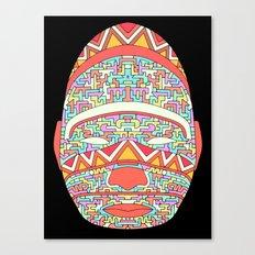 The Shaman 1 Canvas Print