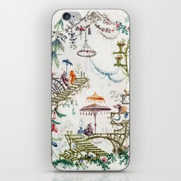 Enchanted Forest Chinoiserie iPhone Skin