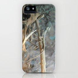 lizzards iPhone Case