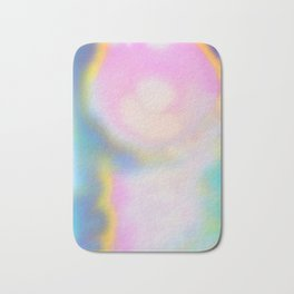 Washed Out Bath Mat