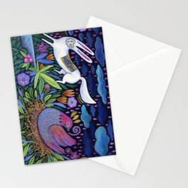 Frolic in the Forest Stationery Cards
