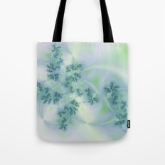 Delicate Intricacy Tote Bag