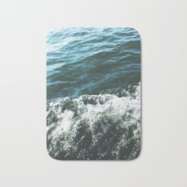 Making Waves Bath Mat