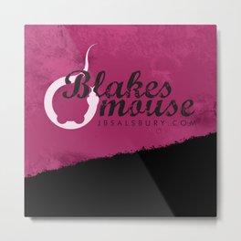 Blake's Mouse Metal Print