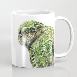 Mr Kākāpō Coffee Mug
