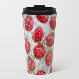 pane pomodori origano = pizza Travel Mug