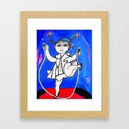 LITTLE LULU Framed Art Print