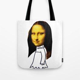 lisa simpson Tote Bag