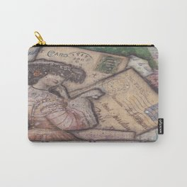 The Lover's Letter Box Carry-All Pouch