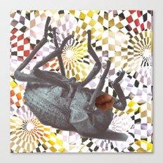 Buggys Canvas Print