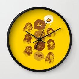 Bananaz Wall Clock