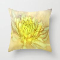 marina Throw Pillows featuring Marina by Imagevixen