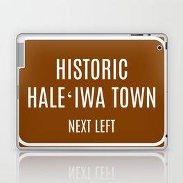 HALEIWA TOWN Laptop & iPad Skin