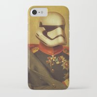 stormtrooper iPhone & iPod Cases featuring Stormtrooper  by Alex Malyon